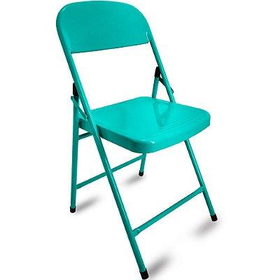 Cadeira Dobrável Happy Hour - Verde