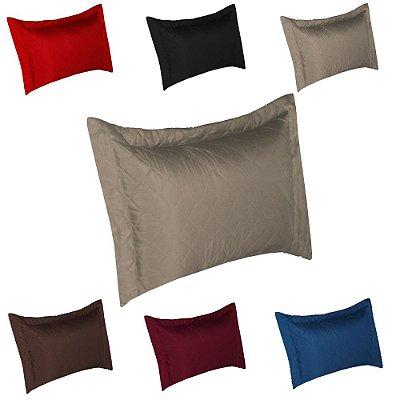 Capa Fronha Para Travesseiro 50cm x 70cm Varias Cores