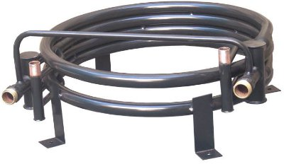 CONDENSADOR TUBE IN TUBE 6 TR - COBRE