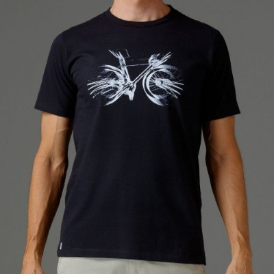 CAMISETA BÁSICA PRETO MOTION BLACK