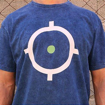 Camiseta Estonada Alvo Marinho Sky