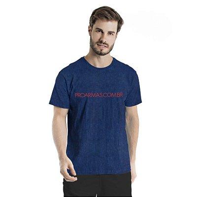 Camiseta Estonada Proarmas Marinho Sky