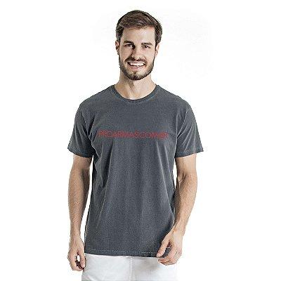 Camiseta Estonada Proarmas Chumbo