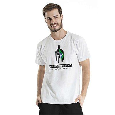 Camiseta Estonada Always Ready Branca