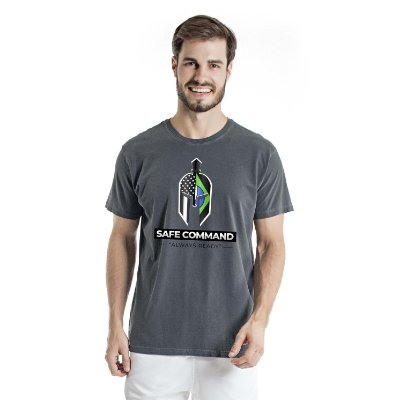 Camiseta Estonada Always Ready Chumbo
