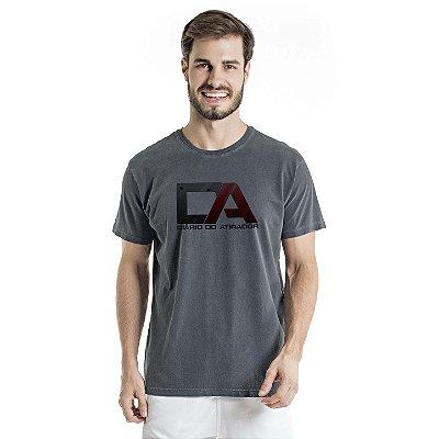 Camiseta Estonada Diário do Atirador  Chumbo