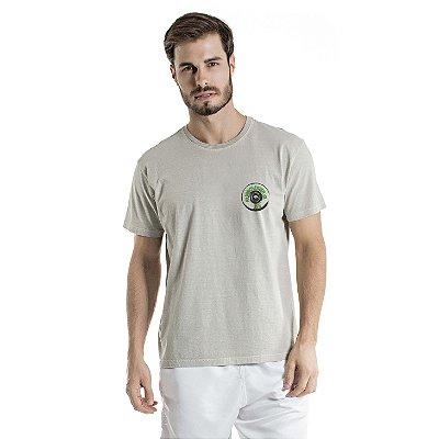 Camiseta Estonada Winchester Cinza