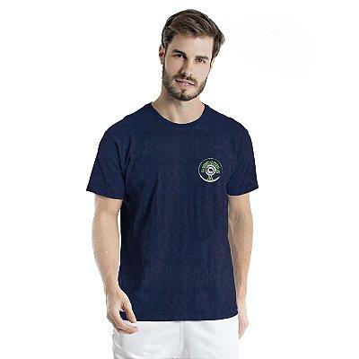 Camiseta Estonada Winchester Marinho Sky