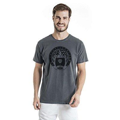 Camiseta Estonada Valhalla Chumbo