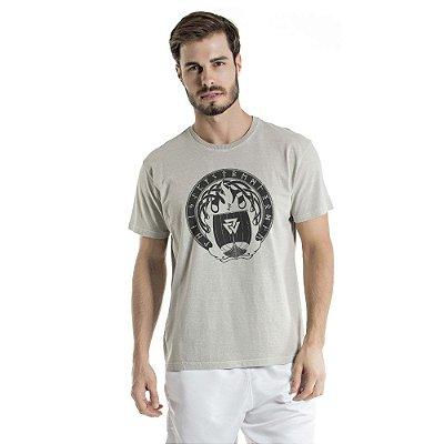 Camiseta Estonada Valhalla Cinza