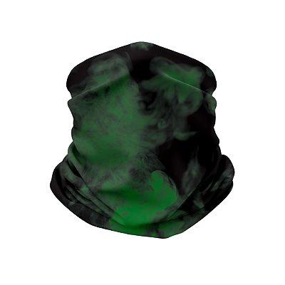 Bandana Balaclava Fumaça Verde