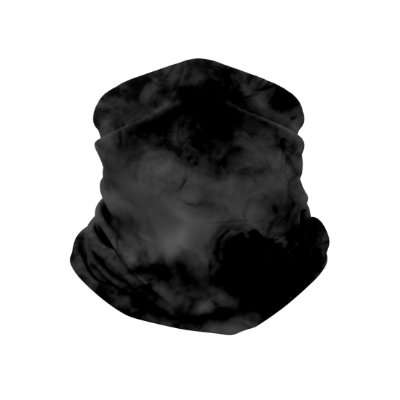 Bandana Balaclava Fumaça Cinza