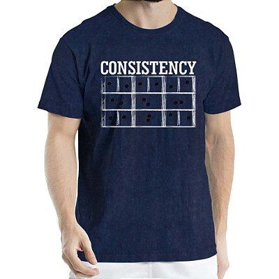 Camisa Estonada Consistency Humberto Wendling Marinho Sky