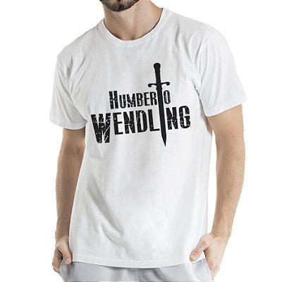 Camisa Estonada Humberto Wendling Branca