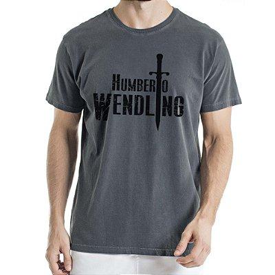 Camisa Estonada Humberto Wendling Chumbo