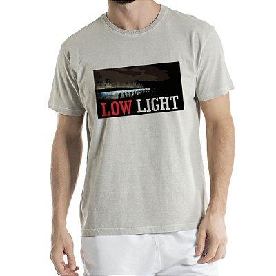 Camisa Estonada Low Light Humberto Wendling Cinza
