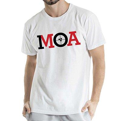 Camisa Estonada 1 MOA Humberto Wendling Branca