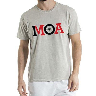 Camisa Estonada 1 MOA Humberto Wendling Cinza