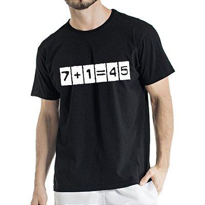 DUPLICADO - Camisa Estonada 45 Motivos Branca