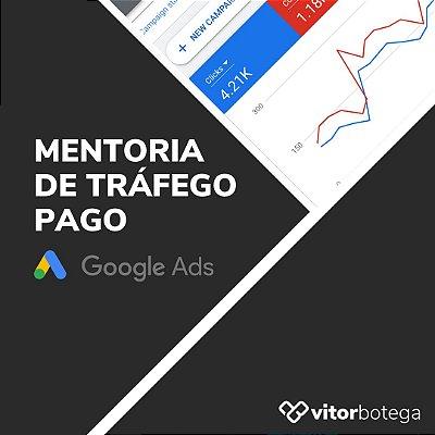 Mentoria Individual de 2 horas para Campanhas do Google Ads