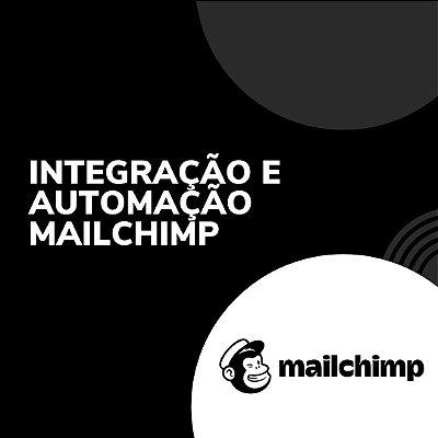 Integração e Automação do Mailchimp