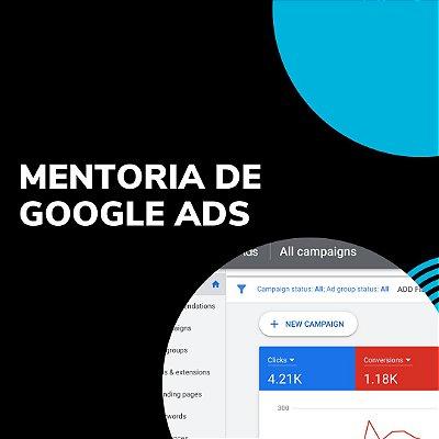 Mentoria de Google Ads