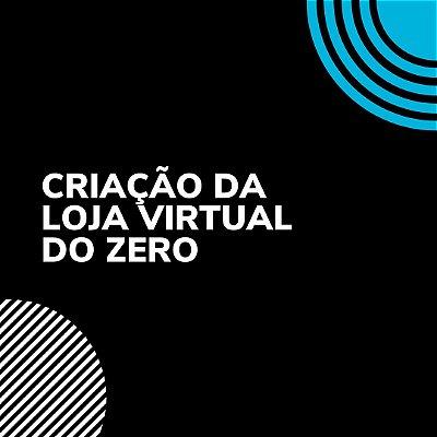 Criação da loja virtual do zero