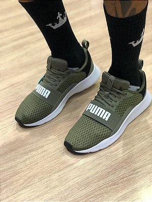 Tênis Puma Wired