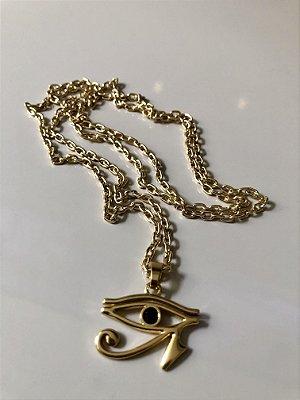 Cordão gold olho