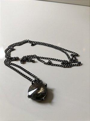 Cordão black pedra