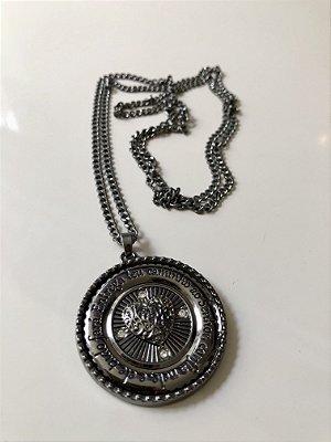 Cordão black medalha