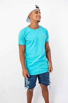 Blusa collors azul
