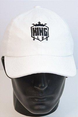 Boné Dat Hat king branco