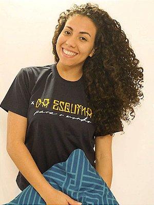 Camiseta Silk Da Esquina para o Mundo