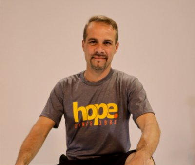 Camiseta Silk Since Hope 1983