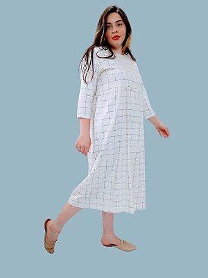 Vestido Viscolinho Ref  V 118