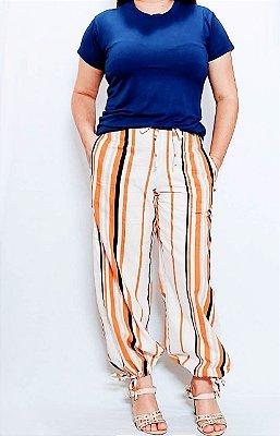 Calça Pantalona C2 Cordao