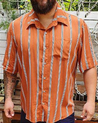 Camisa Viscose Masculina