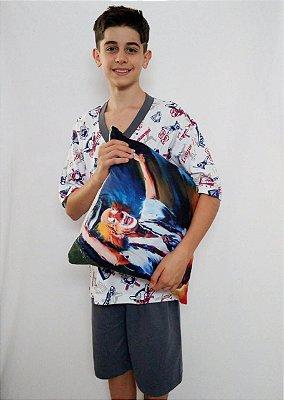 Pijama Curto Masculino