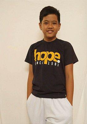 Camiseta infantil Hope 1983