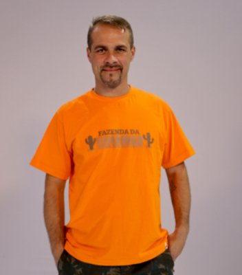 Camiseta Silk Cacto
