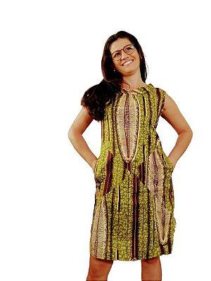 Vestido Cissa AFRICA