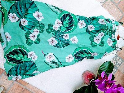 Vestido Amazonia