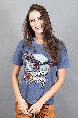T shirt Estonada - New York Eagle