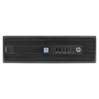 Workstation Hp Z240 Sff Xeon E1245 32gb Ddr4 256ssd Win7 Pro