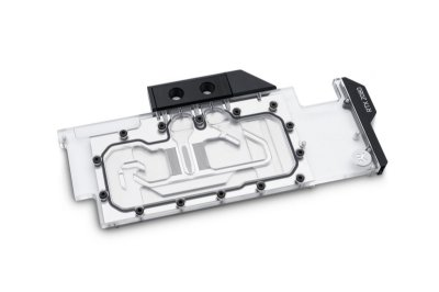EKWB Water Block VECTOR RTX RE RGB - NICKEL + PLEXI