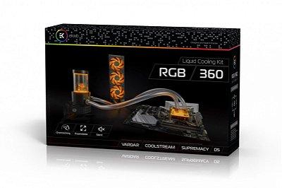EKWB Kit para resfriamento CPU RGB 360