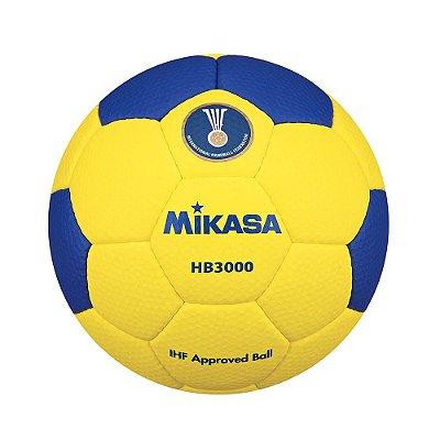 Bola Oficial de Handebol Masculino Mikasa HB3000 - Padrão IHF