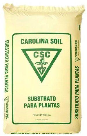 CAROLINA SOIL - (Substrato com Turfa de Esfagno, Vermiculita e Casca de Arroz Carbonizada) - O preço é por 1L de substrato - Em São Leopoldo - ZenGaia Orgânicos - ENTREGAMOS EM TODO O BRASIL