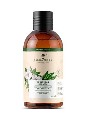 Shampoo Andiroba & Copaíba